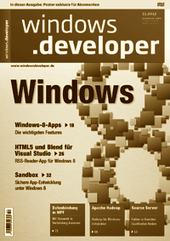 Coverfoto Windows Developer 11.12