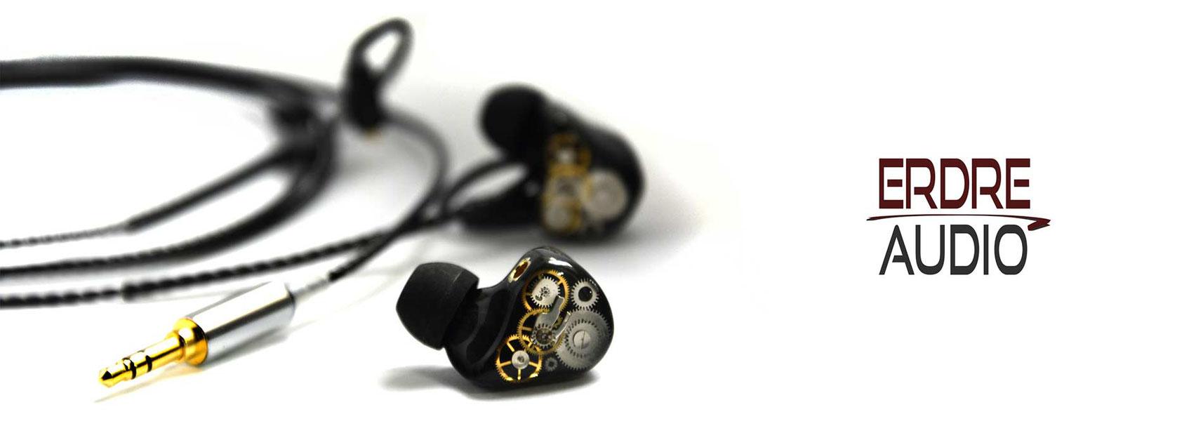 écouteurs Erdre Audio EA H202P