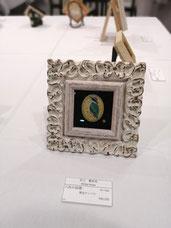 八色の妖精 黄金テンペラ 58×46㎜ 90,200円