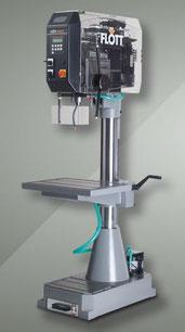 Flott Säulenbohrmaschine SB P40 STG PV electronic R2