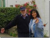 Pierre und Marie auf ihrer geliebten Insel Ré (2008)