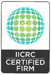 米国IICRC認定企業(U.S.A IICRC Certified Firm)