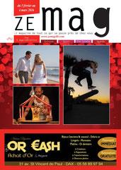 ZE mag Dax N°50
