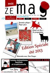 ZE mag Dax N°21