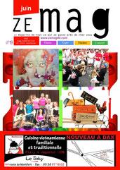 ZE mag Dax N°19