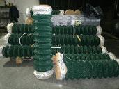 malla  plastificada en madrid