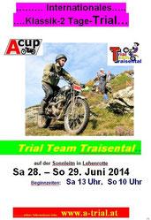 Plakat A-Cup Lehenrotte 2014
