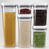 Botes de cocina para envasar al vacío - AorganiZarte