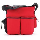 Para llevar las cosas el Bebé utiliza un bolso que tenga muchas secciones para tenerlo todo muy organizado - AorganiZarte