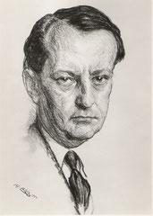 André Malraux  1954
