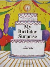 びっくり誕生日1ページ目