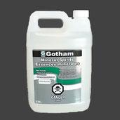 Gotham mineral spirits