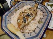 鯛ご飯(さくら飯)