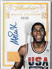 USA BASKETBALL - No. W-MG  (#d 22/25)