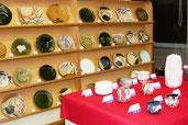 陶都創造館のお店「○五いづつ」 Tajimi Honmachi Oribe Street