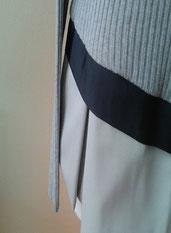 Pullover, Unikat, Oberteil, Detail, redsigned