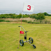 T-Car motion, der Golf Caddy aus Bremen