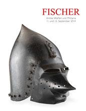Katalog Auktion Antike Waffen und Militaria September 2014