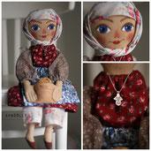 купить куклу интерьерную в санкт петербурге подарок интерьерная кукла авторская
