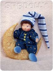 кукла для мальчика гномик звездочёт
