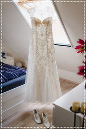 Brautkleid in Eldingen
