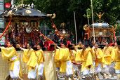 山王祭・神幸祭@2010.06.11