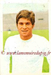N° 103 - Jacky NOVI (1970-71, Marseille > 1974-77, PSG)