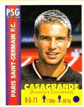 N° 272 - Dominique CASAGRANDE