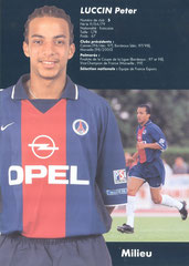 2000-01 - LUCCIN Peter
