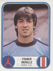 N° 249 - Franck MERELLE