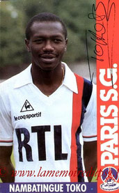 TOKO Nambatingue  84-85