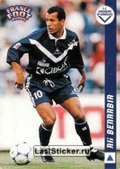 N° 037 - Ali BENARBIA (Bordeaux)