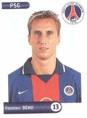 N° 215 - Frederic DEHU