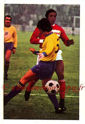 N° 151 - Jean-Pierre ADAMS (1972-73, Nîmes > 1977-79, PSG)