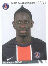 N° 376 - Mamadou SAKHO
