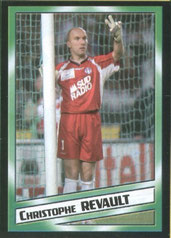 Christophe REVAULT (1997-98, PSG > 2004-05, Toulouse)