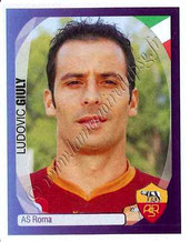 N° 363 - Ludovic GIULY (2007-08, AS Roma, ITA > 2008-11, PSG)