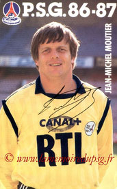 MOUTIER Jean-Michel  86-87