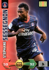 N° 277 - Stéphane SESSEGNON