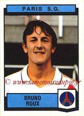 N° 303 - Bruno ROUX