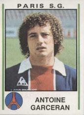 N° 245 - Antoine GARCERAN