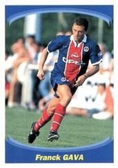 N° 101 - Franck GAVA