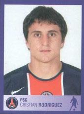 N° 333 - Cristian RODRIGUEZ