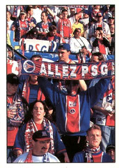 N° 195 - Supporters PSG (Recto)