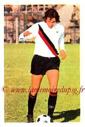 N° 137 - Jean-Noël HUCK (1972-73, Nice > 1979-81, PSG)