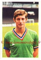 N° 236 - Jean-Michel LARQUE (1970-71, Saint-Etienne > 1977-79, Entraîneur / joueur au PSG)