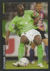 Zoumana CAMARA (2005-06, Saint-Etienne > 2007-??, PSG)
