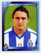 N° 408 - Cristian RODRIGUEZ (2005-08, PSG > 2008-09, Porto, POR)