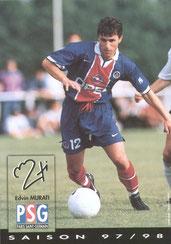 MURATI Edvin  1997-98