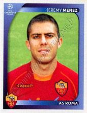N° 464 - Jérémy MENEZ (2008-09, AS Roma, ITA > 2011-??, PSG)